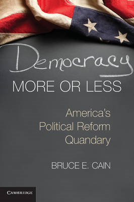 Democracy More or Less (BOK)
