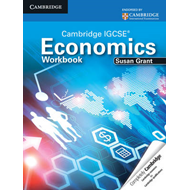 Cambridge IGCSE Economics Workbook (BOK)