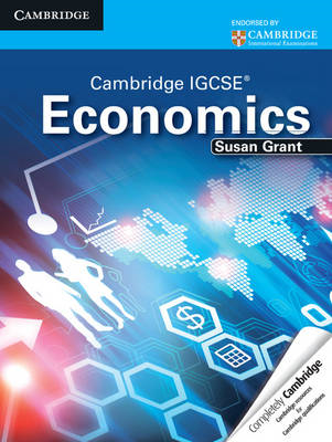 Cambridge IGCSE Economics Student's Book (BOK)