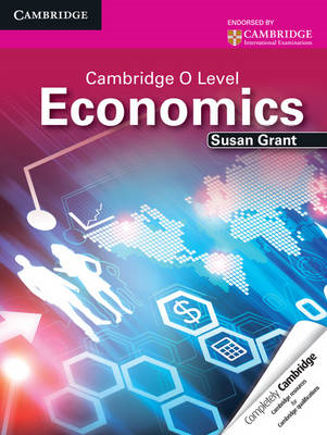 Cambridge O Level Economics Student's Book (BOK)