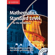 Mathematics for the IB Diploma Standard Level with CD-ROM (BOK)