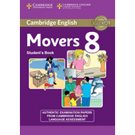Cambridge English Young Learners 8 Movers Student's Book (BOK)