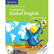 Cambridge Global English Stage 4 Learner's Book with Audio C (BOK)