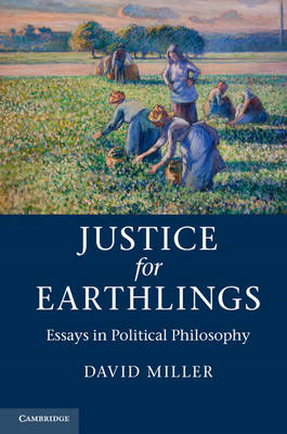 Justice for Earthlings (BOK)