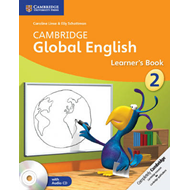 Cambridge Global English Stage 2 Learner's Book with Audio C (BOK)