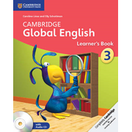 Cambridge Global English Stage 3 Learner's Book with Audio C (BOK)