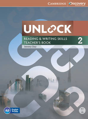 Unlock Level 2 Reading and Writing Skills Teacher's Book wit (BOK)