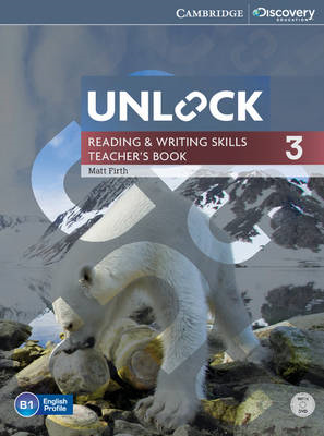Unlock Level 3 Reading and Writing Skills Teacher's Book wit (BOK)