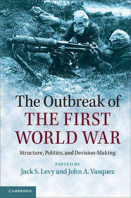 Outbreak of the First World War (BOK)