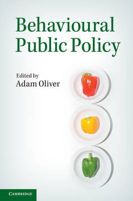 Behavioural Public Policy (BOK)