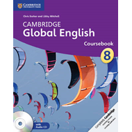 Cambridge Global English Stage 8 Coursebook with Audio CD (BOK)