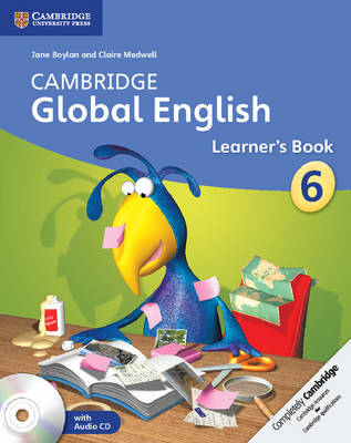 Cambridge Global English Stage 6 Learner's Book with Audio C (BOK)