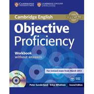 Objective Proficiency Workbook without Answers with Audio CD (BOK)