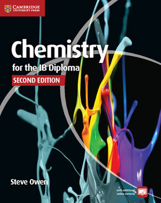 Chemistry for the IB Diploma Coursebook (BOK)