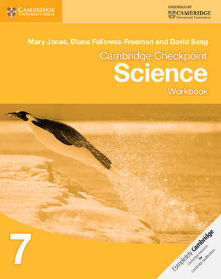 Cambridge Checkpoint Science Workbook 7 (BOK)