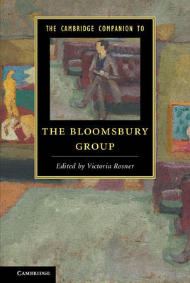 Cambridge Companion to the Bloomsbury Group (BOK)
