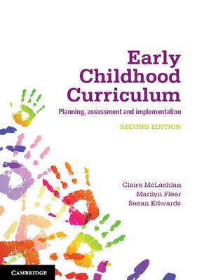 Early Childhood Curriculum: Planning, Assessment, and Implementation (BOK)