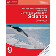 Cambridge Checkpoint Science Coursebook 9 (BOK)