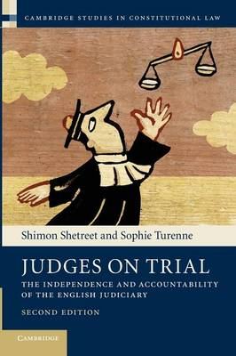Judges on Trial (BOK)