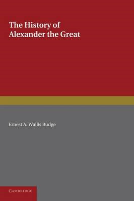 History of Alexander the Great (BOK)