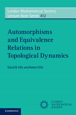 Automorphisms and Equivalence Relations in Topological Dynam (BOK)