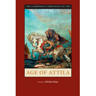Cambridge Companion to the Age of Attila (BOK)