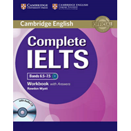 Complete IELTS Bands 6.5-7.5 Workbook with Answers with Audi (BOK)