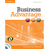 Business Advantage Advanced Personal Study Book with Audio CD (BOK)