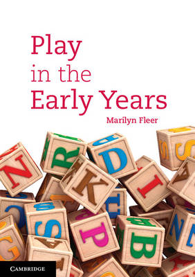 Play in the Early Years (BOK)