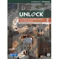 Unlock Level 2 Listening and Speaking Skills Teacher's Book (BOK)