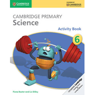 Cambridge Primary Science Stage 6 Activity Book (BOK)
