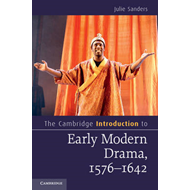 Cambridge Introduction to Early Modern Drama, 1576-1642 (BOK)