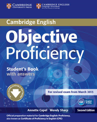 Objective Proficiency Student's Book with Answers with Downl (BOK)