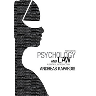 Psychology and Law (BOK)