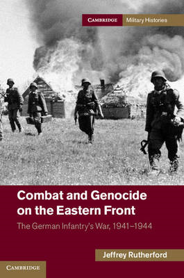 Combat and Genocide on the Eastern Front (BOK)