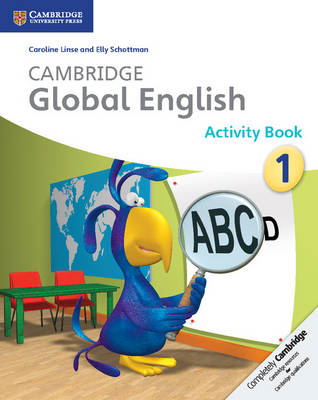 Cambridge Global English Stage 1 Activity Book (BOK)