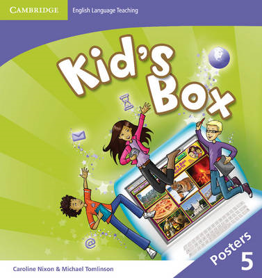 Kid's Box Level 5 Posters (8) (BOK)