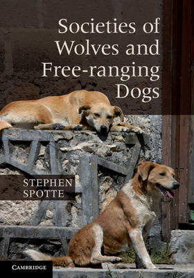 Societies of Wolves and Free-ranging Dogs (BOK)