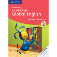 Cambridge Global English Stage 3 Teacher's Resource (BOK)