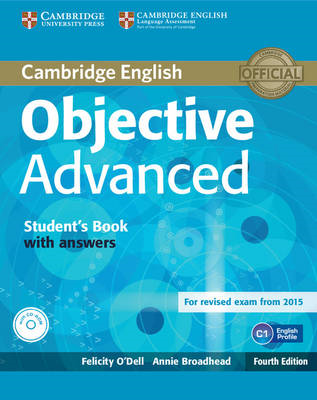 Objective Advanced Student's Book with Answers with CD-ROM (BOK)