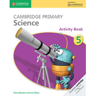 Cambridge Primary Science Stage 5 Activity Book (BOK)