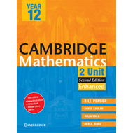Cambridge 2 Unit Mathematics Year 12 Enhanced Version (BOK)