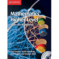 Mathematics for the IB Diploma: Higher Level with CD-ROM (BOK)
