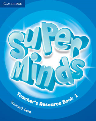 Super Minds Level 1 Teacher's Resource Book with Audio CD (BOK)
