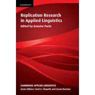 Replication Research in Applied Linguistics (BOK)