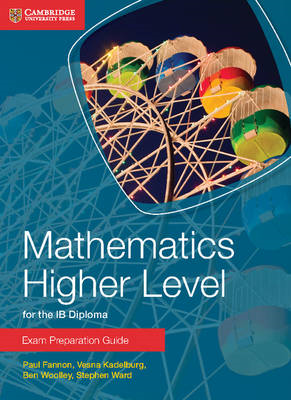 Mathematics Higher Level for the IB Diploma Exam Preparation (BOK)