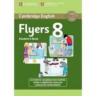 Cambridge English Young Learners 8 Flyers Student's Book (BOK)