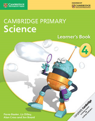 Cambridge Primary Science Stage 4 Learner's Book (BOK)