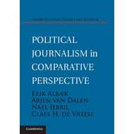 Political Journalism in Comparative Perspective (BOK)