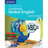 Cambridge Global English Stage 1 Learner's Book with Audio C (BOK)